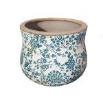 Blumentöpfe aus Keramik