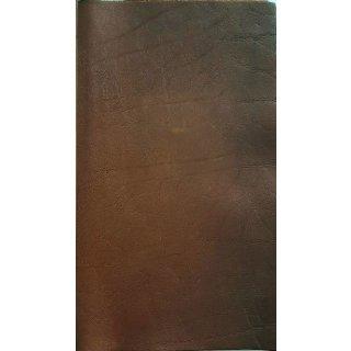 Lederfarbe Antique Brown handgefärbt Patine antik Braun