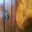 Anrichte Sideboard antik mit Intarsien Edwardian 1901-1910 Mahagoni