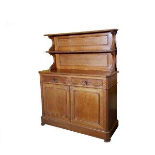 antik Buffet Anrichte Welsh Dresser Sideboard Bauernbuffet Eiche golden Oak