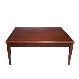 Sofatisch Wohnzimmertisch Tisch Mahagoni Bandintarsie