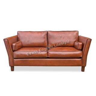 Big Sofa klassisch elegant Leder Stoff Sonderanfertigung beziehen polstern groß fertigen