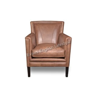 Mark Lounge Sessel Leder oder Stoff