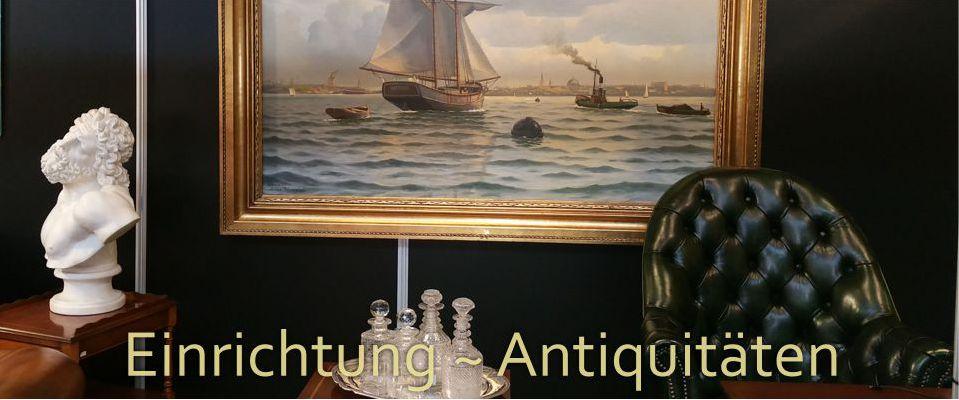 Antike Gemälde